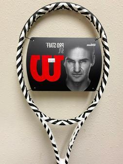 Wilson Pro Staff 97L Bold Edition Tennis Racquet Grip Size 4