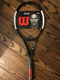 Wilson Pro Staff 97L Tennis Racket - 4 1/4 - New