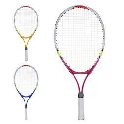 Professional Junior Kids Tennis Racket Aluminium Alloy Racqu