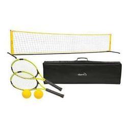 CHAMPION SPORTS PTNSET Tennis Net Set, 2 Rackets Balls, Net