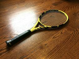 """Babolat Pure Aero 4 3/8"""" Tennis Racquet"""