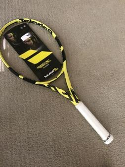 Babolat Pure Aero Team 4 1/4 Grip Unstrung Tennis Racket