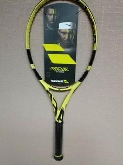 Babolat Pure Aero Team Tennis Racquet, 4 1/4 grip