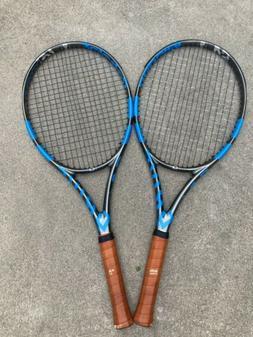 Babolat Pure Drive  VS. 4 1/4 inch Grip Tennis Racquet.