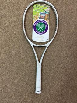 Babolat Pure Strike Team Wimbledon Limited Edition Tennis Ra