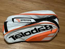 Babolat Pure Strike Tennis Bag x 12 Racket Carrying Case - N
