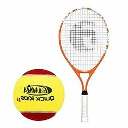 Gamma Quick Kids Junior Tennis Racquet Set or Kit Bundled Ki