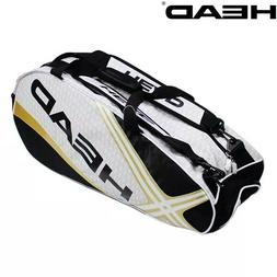 racket bag badminton tennis double shoulder