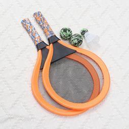 Racquet Set with Balls Portable Funny EVA Racket Beach Racqu