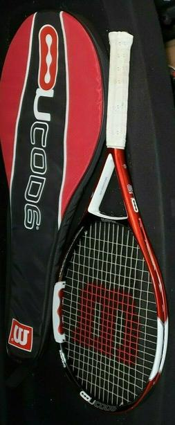 Authorized Dealer w// Waranty 4 3//8 MANTIS 285 tennis racquet racket