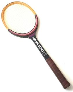 "RARE Vintage Donnay Ladywood Tennis Racquet 4"" Wood"