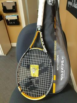 Roland Garros Racing Dunlop Sport Tennis Racket 4 3/8