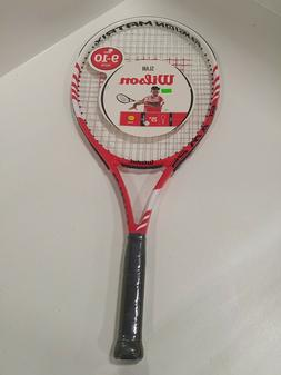 """Wilson Slam Youth Ages 9-10 -3-7/8"""" Tennis Racket"""