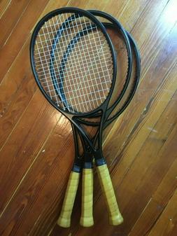 Slazenger / Dunlop Blacked Out Pro Stock racquet –Pro Br