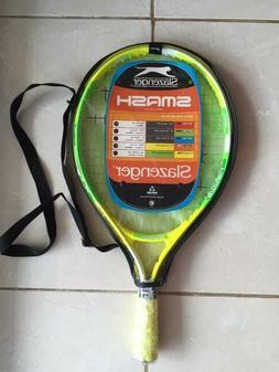 Slazenger Smash 19 Tennis Racket  For Adult, Yellow/Green, S