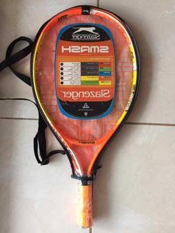 Slazenger Smash 21 Tennis Racket  For Adult, Yellow/Orange S