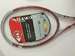 Dunlop Sport M-FIL 3 Hundred Tennis Racket 4 1/4 Strung New