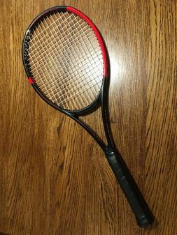 Dunlop Srixon CX 200 Tour 16x19 Racquet, racket, 4 1/2