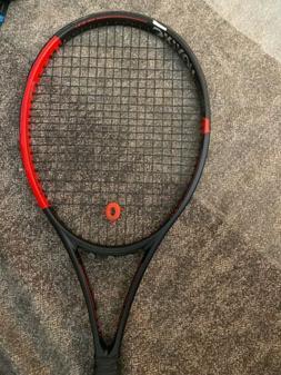 Dunlop Srixon CX 200 Tour  Tennis Racquet Strung 3x Grommet