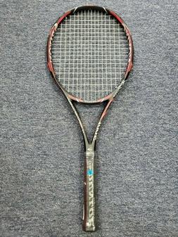 Dunlop Srixon Revo CZ 100S Strung Tennis Racket Grip Size 4