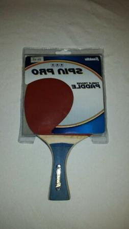 Franklin Sports Performance Table Tennis Paddle