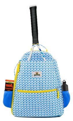 Tennis Racket Backpack for Women Stores 2 Rackets, Balls, an