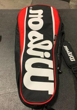 Tennis Racket Bag Sports Duffel Bags Equipment Holder Wilson