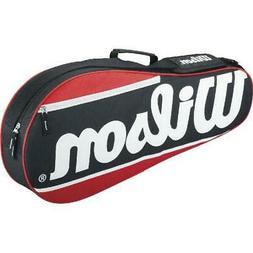 Tennis Racket Bag Sports Duffel Equipment Holder Wilson Carr