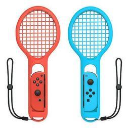 Tennis Racket for Nintendo Switch Joy-Con Controller