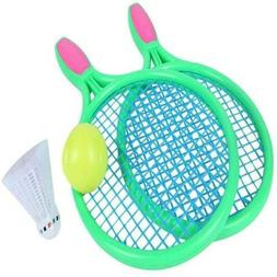 Tennis Rackets Set Kids Child Toys Gift Outdoor Sports Play