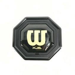 WILSON Tennis Racquet Butt Cap Trap Grip Size #1 4-1/8