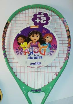 Wilson 21 inch Junior Tennis Racquet - Dora the Explorer