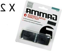 Gamma Sports Tennis Racquet Ultra Cushion Replacement Grips,