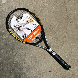 Tennis Head Ti S1 Pro Titanium Tennis Racquet,      4 1/4-2