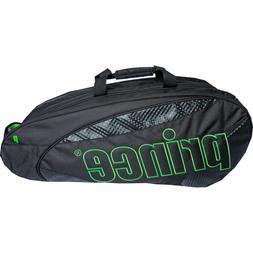 textreme 9 pack tennis racquet bag black