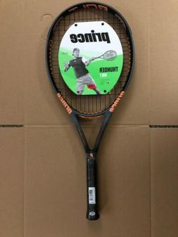 Prince ThunderBolt Oversize 110 4 1/2 Thunder Bolt Tennis Ra
