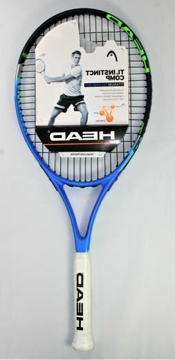 Head Ti Instinct Comp Tennis Racquet 4 1/4 Grip New