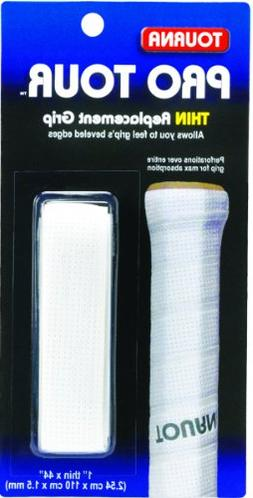 Tourna Pro Tour Replacement Grip - White
