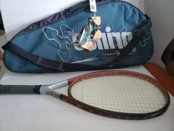 Prince Triple Threat Tennis Racket Bag NEW  Ti S8 Racket Use
