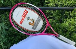 """Wilson Triumph Adult Tennis Racquet Oversize Head 112"""" Racke"""