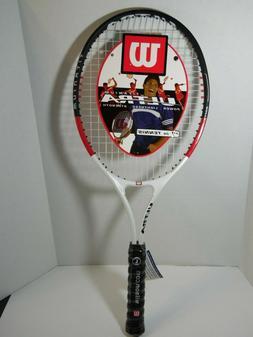 Wilson Ultra 110 Titanium Soft Shock 4 1/2 Grip Tennis Racqu