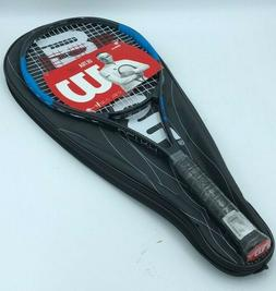 Wilson Ultra Comp Tennis Racquet, Size 4 3/8, 103 Sq In, 9.5