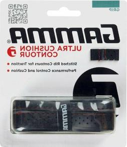 Gamma Ultra Cushion Contour Replacement Grip, Black