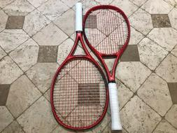 Up to 2 Yonex VCORE 98  Red Tennis Racquets Rackets 4 3/8""