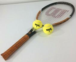 "Wilson US Open Graphite Hybrid Technology 4 1/2"" Grip Tennis"
