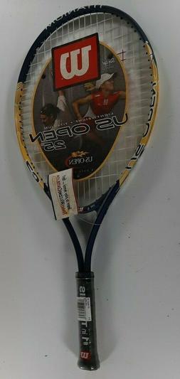Wilson US Open Junior Lightweight Titanium Tennis Racquet 25