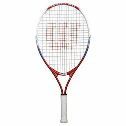Wilson 23-Inch Tennis Racket for Beginner Juniour Kids Boys