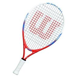 Wilson Junior US Open Tennis Racquet, 19-Inch
