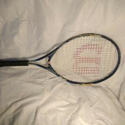 Wilson US Open Titanium 25 tennis racquet 3 7/8 grip USED