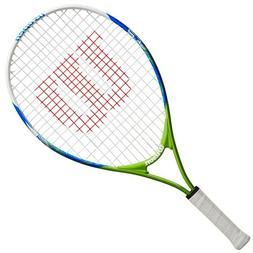 "Wilson US Open Youth Tennis Racket - 23""  Lists @ $24"